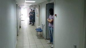 секретная украинская тюрьма в аэропорту Мариуполя