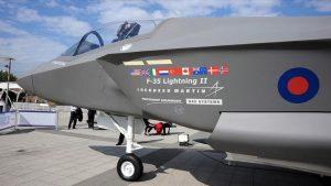 участие Турции в производстве истребителей-бомбардировщиков F-35