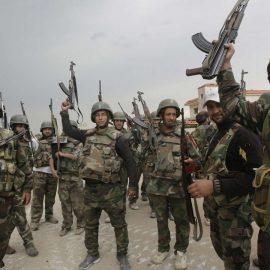 Сирийская армия готовится к началу новой наступательной операции в «Большом Идлибе»