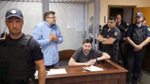 Вместо справедливости: Вышинскому продлили срок ещё на 2 месяца