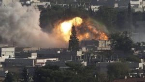 Нанесен авиационный удар по базе про-иранских сил в Ираке