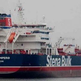 Иран захватил два британских танкера в Ормузском проливе