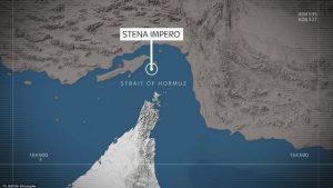 В Британии и США отреагировали на захват Ираном британского танкера