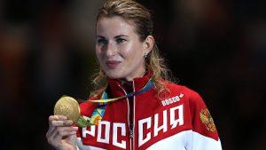 Инна Дериглазова завоевала золото на ЧМ по фехтованию в Венгрии