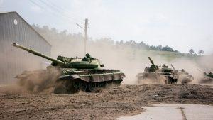 О перспективах модернизации танка Т-62