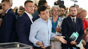 Выборы в Верховную раду Украины: результаты и прогнозы