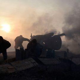 ВСУ обстреляли Первомайск за несколько часов до перемирия, есть жертвы — [видео, 18+]