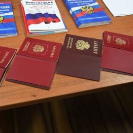 Москва отвергает угрозы Киева «сорвать» выдачу паспортов РФ Донбассу