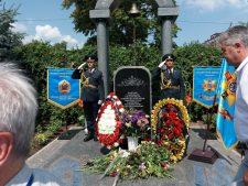 В Кишинёве увековечили памятник суворовцев и нахимовцев