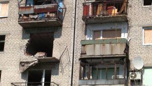 Донецк-Северный. Пять лет войны.
