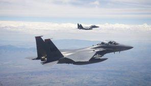 истребители F-15X Super Eagle