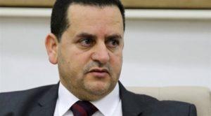 Министр иностранных дел и международного сотрудничества временного правительства восточной Ливии Абдулхади аль-Хвейдж