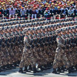 Китай может развернуть в Гонконге армейский контингент