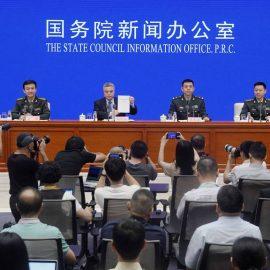 Китай опубликовал новую военную доктрину
