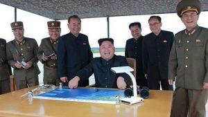 Сеул сравнил северокорейские ракеты с «Искандерами»