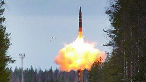 РВСН провели успешный пуск ракеты «Тополь» на полигоне Капустин Яр
