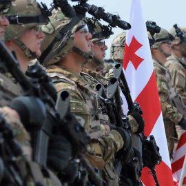 В Грузии стартовали многонациональные военные учения Agile Spirit 2019