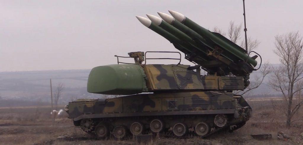 Украинский ВПК урезан: Зенитчиков лишили тренировочных комплексов