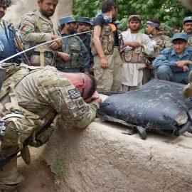 В Афганистане погибли двое американских военных