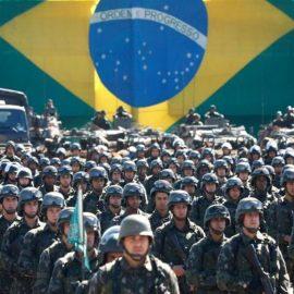 США официально назначили Бразилию своим важным военным союзником