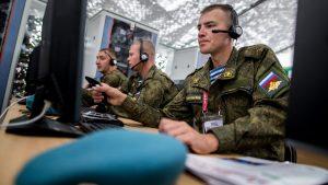 Министерство Обороны Российской Федерации провело испытания «военного интернета»