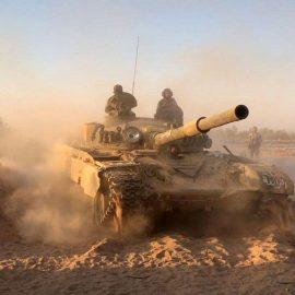 Сирийская армия готовит новую военную операцию