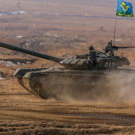 Пять новых танковых батальонов будут созданы в составе ВДВ России