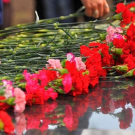 Северная Македония отдала почести российским воинам
