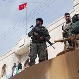 Москва в течение суток ожидает от Анкары полного вывода боевиков из демилитаризованной зоны в Идлибе