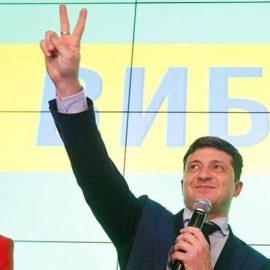 Зарплату президента Зеленского отыскали украинские СМИ