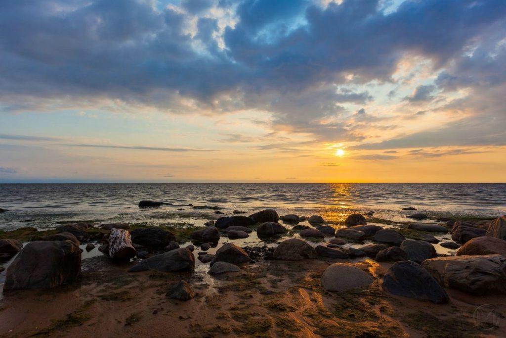 Балтийское море «откусило» от Латвии пять гектаров суши