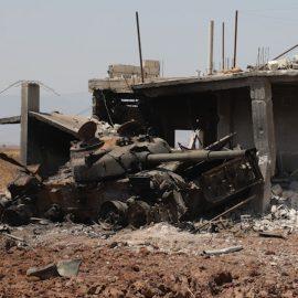 Результаты третьего этапа наступления сирийской армии в «Большом Идлибе»