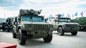 Бронеавтомобиль «Тайфун-ВДВ» начнёт поступать на вооружение в 2020 году