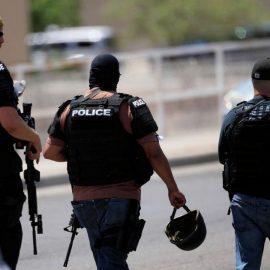 Массовый расстрел в техасском Эль-Пасо: 20 человек убиты