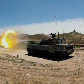 В Китае продемонстрировали новейший легкий танк