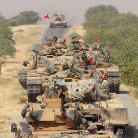 Эрдоган заявил о подготовке к новой военной операции в Сирии