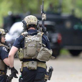 В США произошел третий массовый расстрел за день