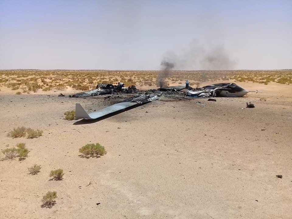 ВЛивии уничтожен украинский транспортный самолет