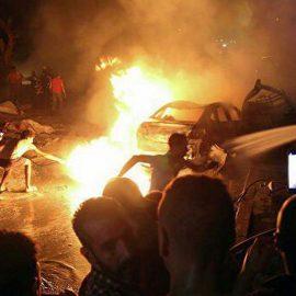 В Египте прогремел мощный взрыв