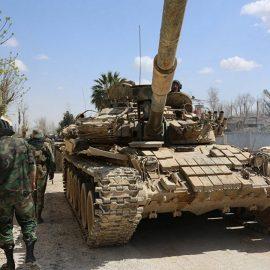 Сирийская армия начала четвертую фазу наступления в «Большом Идлибе»