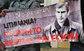 Ложь литовской Фемиды окутала политзаключённого Палецкиса