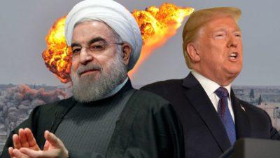 президент Ирана Роухани пригрозил США, что война с Ираном станет материю всех войн