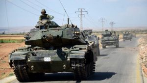 Турецкая армия и группировки «оппозиции» готовы к началу операции на севере Сирии
