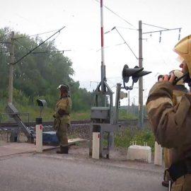 Пожар на арсенале в Красноярском крае потушен