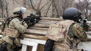 Сотрудники ФСБ уничтожили боевика в Ингушетии