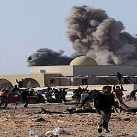 В результате авиаудара армии Хафтара погибли 40 человек