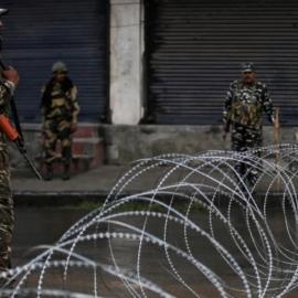 В Кашмире начались массовые задержания