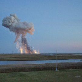 Два человека погибли при испытаниях ракетного двигателя в Архангельской области