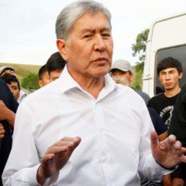 Киргизия: Атамбаев сдался, власти разгоняют протестующих