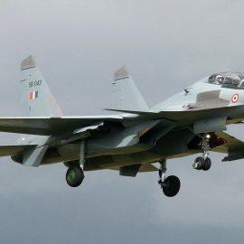 Потерпел крушение истребитель Су-30 ВВС Индии